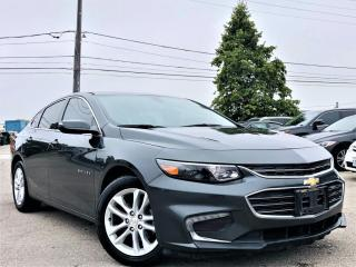 Used 2018 Chevrolet Malibu |REAR VIEW CAM|CRUISE CONTROL|APPLE CARPLAY|ALLOYS & MORE! for sale in Brampton, ON