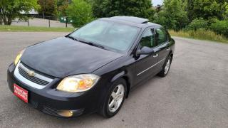 Used 2010 Chevrolet Cobalt 4dr Sdn LT w/1SB for sale in Mississauga, ON