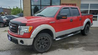 Used 2009 Ford F-150 4WD SuperCrew - Accident Free, Certified for sale in Oakville, ON