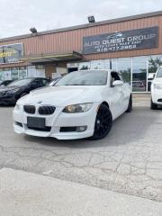 Used 2009 BMW 3 Series 2dr Conv 328i SULEV for sale in Sutton West, ON