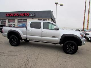 Used 2010 Toyota Tacoma Double Cab SRS V6 Auto 4WD  CAMERA CERTIFIED for sale in Milton, ON