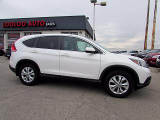 Used 2012 Honda CR-V EX-L 4WD CAMERA BLUETOOTH LEATHER CERTIFIED for sale in Milton, ON
