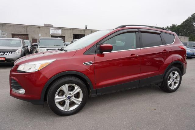 2014 Ford Escape TURBO PREMIUM PKG NAVI CAMERA LEATHER *FREE ACCIDENT* BLUETOOTH ALLOYS