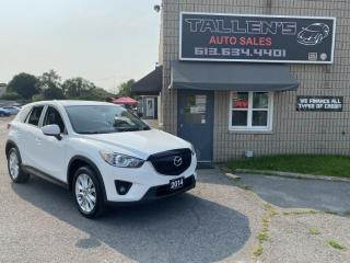 Used 2014 Mazda CX-5 GT for sale in Kingston, ON