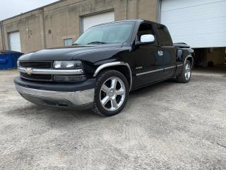 Used 2001 Chevrolet Silverado 1500 Ext. Cab Long Bed 4WD 2001 Silverado 1500 Step Side 4.8 Vortec for sale in St. Catharines, ON
