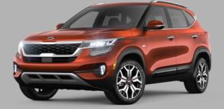 New 2021 Kia Seltos LX AWD for sale in Smiths Falls, ON