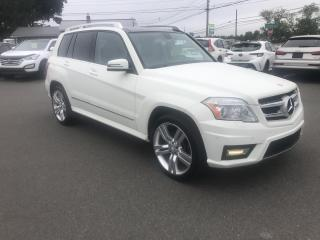 Used 2012 Mercedes-Benz GLK-Class GLK350 4MATIC for sale in Truro, NS