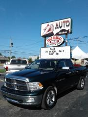 Used 2011 Dodge Ram 1500 Sport Quad Cab 4WD for sale in Windsor, ON