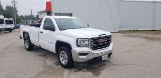 Used 2018 GMC Sierra 1500 Regular Cab Long Box 2WD 2018 GMC Sierra 1500 Base Long Box 2WD  V8 for sale in Kitchener, ON