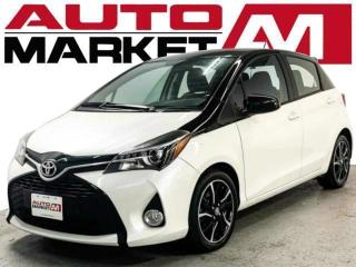 Used 2016 Toyota Yaris SE 5-Door Certified! Accident Free! We Approve All Credit! for sale in Guelph, ON