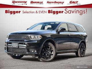 New 2020 Dodge Durango GT for sale in Etobicoke, ON