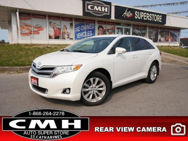 2016 Toyota Venza Base  CAM P/SEATS CLIMATE HOME REMOTES