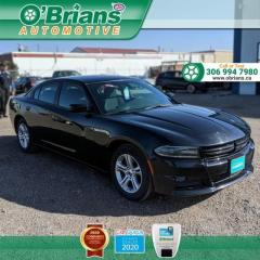 Used 2019 Dodge Charger SXT w/Mfg Warranty, Backup Camera, Cruise Control, A/C for sale in Saskatoon, SK