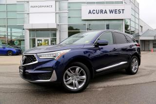 Used 2020 Acura RDX Platinum Élite for sale in London, ON