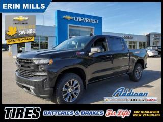 New 2020 Chevrolet Silverado 1500 RST for sale in Mississauga, ON