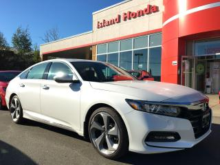 Used 2018 Honda Accord Touring for sale in Courtenay, BC