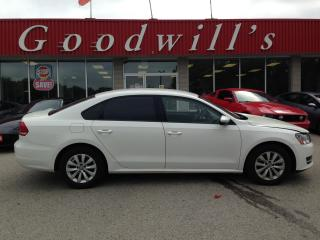 Used 2012 Volkswagen Passat TRENDLINE! HEATED SEATS! BLUETOOTH! for sale in Aylmer, ON