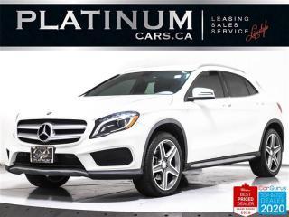 Used 2015 Mercedes-Benz GLA GLA250 4MATIC, AWD, AMG, NAV, BLINDSPOT, HEATED for sale in Toronto, ON
