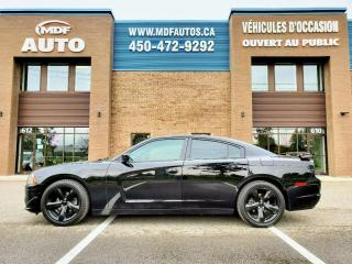 Used 2014 Dodge Charger SXT Plus for sale in St-Eustache, QC