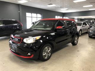 Used 2018 Kia Soul EV ELECTRIC*LUXURY PACKAGE*NAVIGATION*REAR VIEW CAME for sale in North York, ON