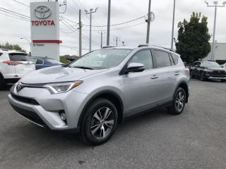 Used 2018 Toyota RAV4 AWD XLE for sale in St-Hubert, QC