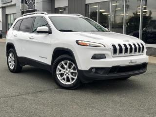 Used 2017 Jeep Cherokee NORTH LATITUDE 4X4 for sale in Ste-Marie, QC