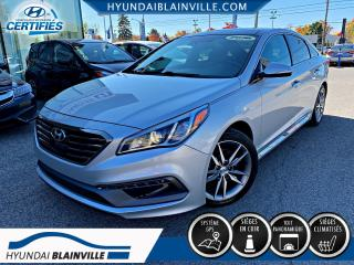 Used 2016 Hyundai Sonata 2.0TURBO ULTIMATE TOIT, CUIR, NAVIGATION for sale in Blainville, QC