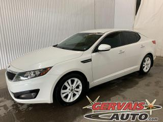 Used 2013 Kia Optima EX Cuir Caméra Sièges Chauffants Mags for sale in Trois-Rivières, QC