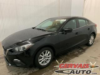 Used 2016 Mazda MAZDA3 GS Mags Caméra GPS A/C Sieges chauffants for sale in Trois-Rivières, QC