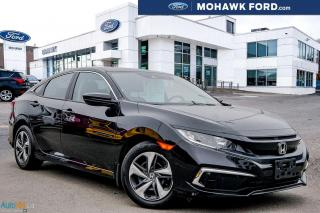 Used 2020 Honda Civic LX for sale in Hamilton, ON