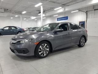 Used 2016 Honda Civic EX - CAMERA + TOIT + SIEGES CHAUFFANTS !!! for sale in St-Eustache, QC
