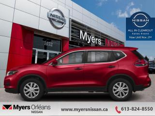 New 2020 Nissan Rogue AWD SV  - Heated Seats - $230 B/W for sale in Orleans, ON