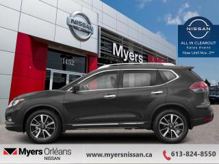 New 2020 Nissan Rogue AWD SL  - ProPILOT ASSIST -  Navigation - $245 B/W for sale in Orleans, ON