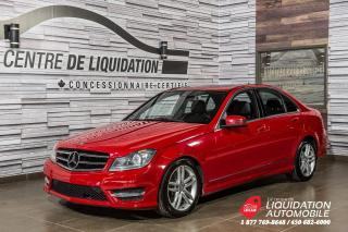 Used 2014 Mercedes-Benz C-Class C 300+AWD+MAGS+GR ELECTRIQUE+AIR CLIM for sale in Laval, QC