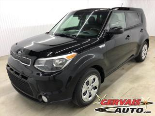 Used 2015 Kia Soul LX BLUETOOTH A/C *Transmission Automatique* for sale in Shawinigan, QC