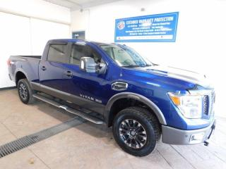 Used 2016 Nissan Titan XD PRO-4X 4WD LEATHER NAVI for sale in Listowel, ON