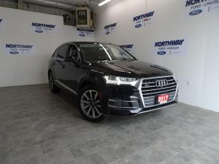 Used 2017 Audi Q7 3.0T TECHNIK | 7 PASS | NAV | ROOF | ONLY 40 KM! for sale in Brantford, ON