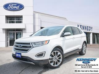 Used 2016 Ford Edge Titanium for sale in Oakville, ON