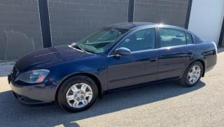 Used 2006 Nissan Altima 3.5 SE for sale in Brunkild, MB
