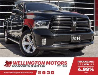 Used 2014 RAM 1500 Sport | Hemi | Crew Cab | 4x4 !! for sale in Guelph, ON