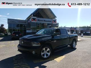 Used 2017 RAM 1500 Sport  - $268 B/W for sale in Ottawa, ON