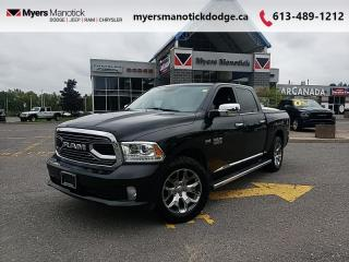 Used 2017 RAM 1500 Limited  - $279 B/W for sale in Ottawa, ON