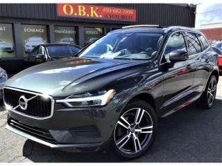 Used 2018 Volvo XC60 T6-AWD-Momentum-NAVIGATION-TOIT PANO-CAM RECUL 360 for sale in Laval, QC