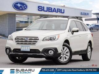 Used 2017 Subaru Outback 2.5i for sale in Sudbury, ON