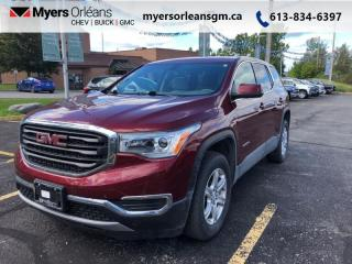 Used 2017 GMC Acadia SLE for sale in Orleans, ON