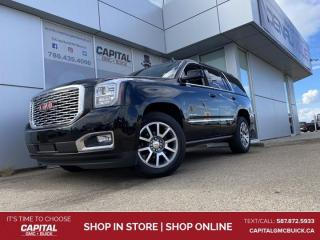 New 2020 GMC Yukon Denali 4WD for sale in Edmonton, AB