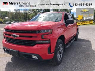 New 2020 Chevrolet Silverado 1500 RST  - Navigation for sale in Orleans, ON
