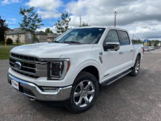 New 2021 Ford F-150 Lariat for sale in Peterborough, ON