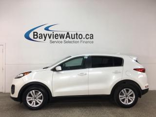 Used 2019 Kia Sportage LX - REVERSE CAM! HEATED SEATS! VOICE COMMAND! for sale in Belleville, ON