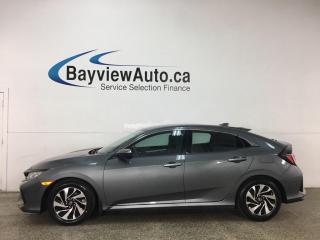 Used 2017 Honda Civic LX - AUTO! ALLOYS! PWR GROUP! for sale in Belleville, ON